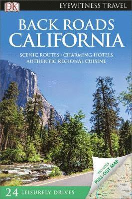bokomslag Back Roads California