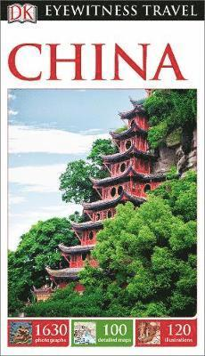 bokomslag DK Eyewitness Travel Guide China
