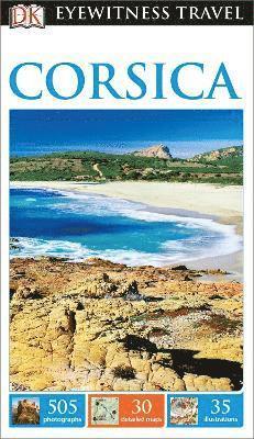 bokomslag Corsica