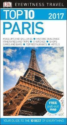 bokomslag Top 10 Paris