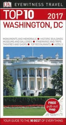 bokomslag Washington DC Top 10