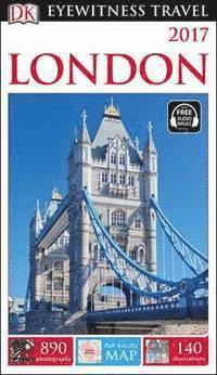 bokomslag DK Eyewitness Travel Guide London
