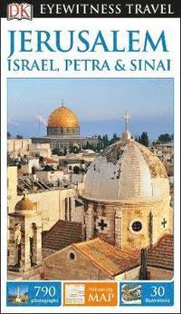bokomslag Jerusalem, Israel, Petra & Sinai