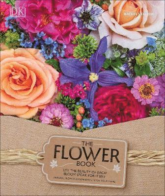 bokomslag Flower book - natural flower arrangements for your home