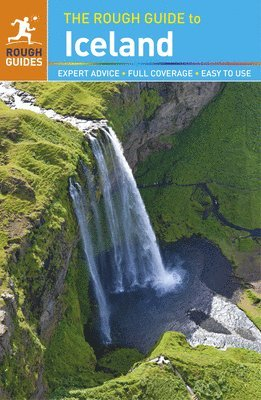 bokomslag Iceland - Rough Guide
