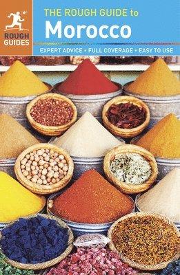 bokomslag Morocco - Rough Guide