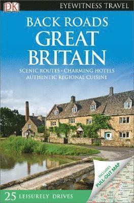 bokomslag Back Roads Great Britain