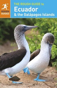 bokomslag Ecuador & the Galapagos Islands - Rough Guide