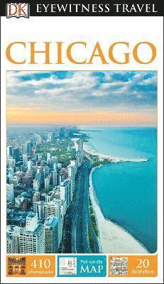 bokomslag DK Eyewitness Travel Guide Chicago
