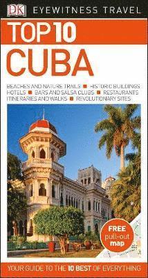 bokomslag Cuba Top 10