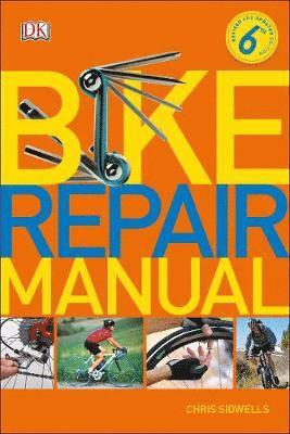 bokomslag Bike Repair Manual