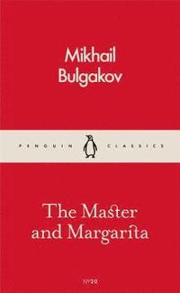 bokomslag Master and margarita