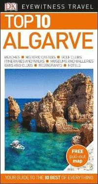 bokomslag Algarve Top 10