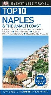 bokomslag Naples & The Amalfi Coast Top 10