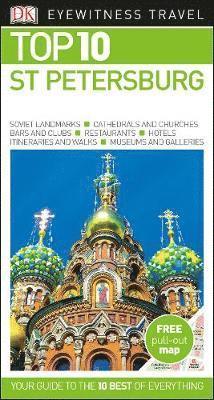 bokomslag St Petersburg Top 10