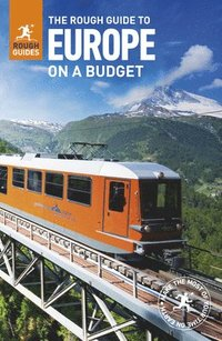 bokomslag The Rough Guide to Europe on a Budget (Travel Guide)