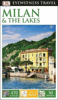 bokomslag DK Eyewitness Travel Guide Milan and the Lakes