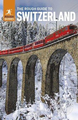 bokomslag Switzerland - Rough Guide