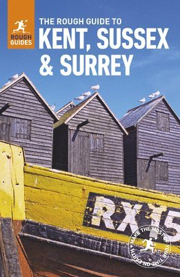 bokomslag The Rough Guide to Kent, Sussex and Surrey
