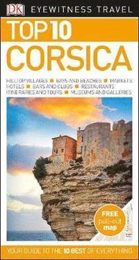 bokomslag Corsica Top 10