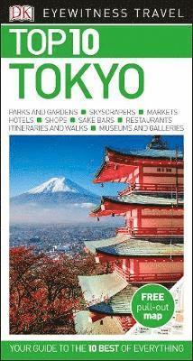 bokomslag Tokyo Top 10