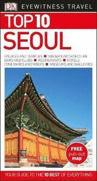 bokomslag Seoul Top 10