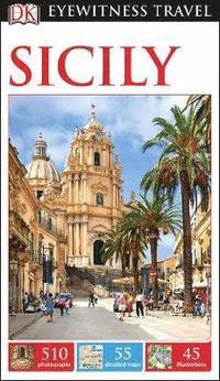 bokomslag DK Eyewitness Travel Guide Sicily