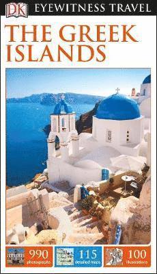 bokomslag DK Eyewitness Travel Guide The Greek Islands