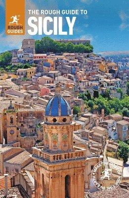 bokomslag Sicily - Rough Guide