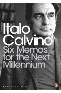 bokomslag Six Memos for the Next Millennium