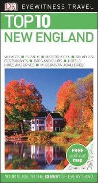 bokomslag New England Top 10