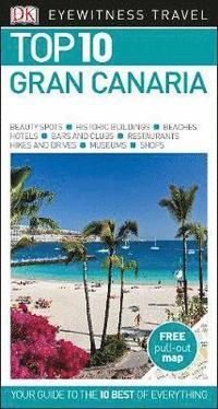 bokomslag Gran Canaria Top 10