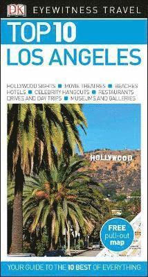 bokomslag DK Eyewitness Top 10 Los Angeles