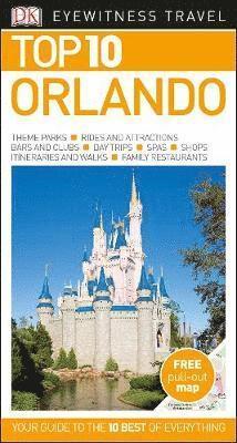 bokomslag Orlando Top 10