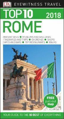 bokomslag Top 10 Rome