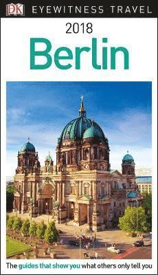 bokomslag DK Eyewitness Travel Guide Berlin