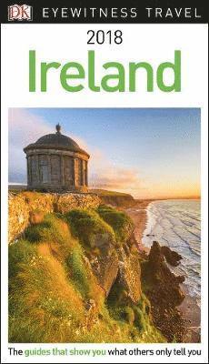 bokomslag DK Eyewitness Travel Guide Ireland