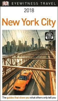 bokomslag DK Eyewitness Travel Guide New York City