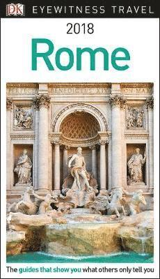 bokomslag DK Eyewitness Travel Guide Rome