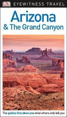 bokomslag Arizona & the Grand Canyon