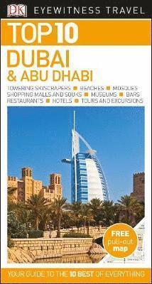 bokomslag Dubai Top 10