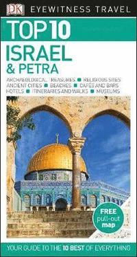 bokomslag Israel & Petra Top 10
