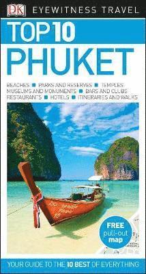 bokomslag Phuket Top 10