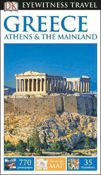 bokomslag Greece, Athens & the Mainland