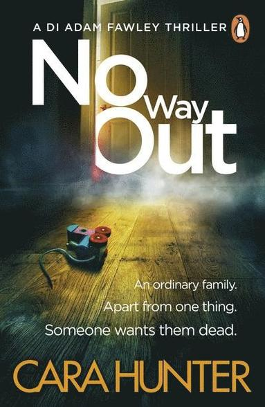 bokomslag No Way Out