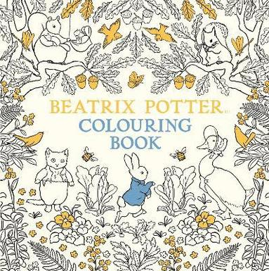 bokomslag The Beatrix Potter Colouring Book