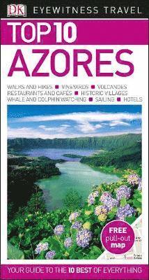 bokomslag Azores Top 10