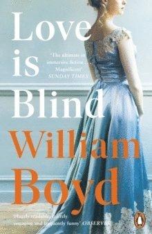 bokomslag Love is Blind