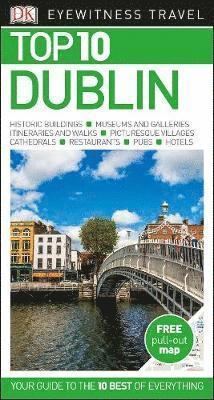 bokomslag DK Eyewitness Top 10 Dublin