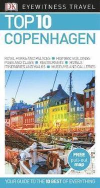 bokomslag Copenhagen Top 10